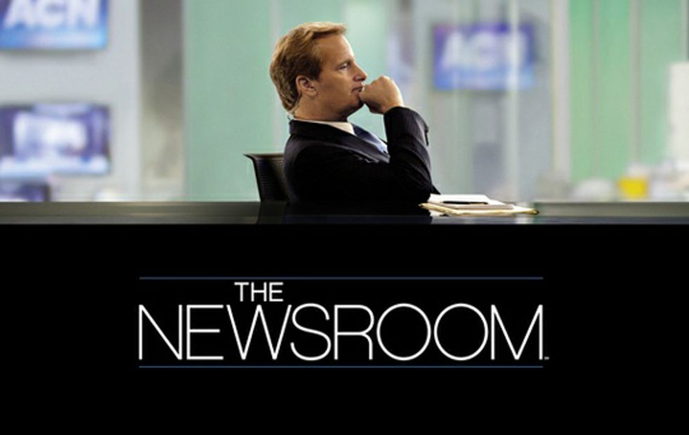The Newsroom: il trailer della seconda stagione