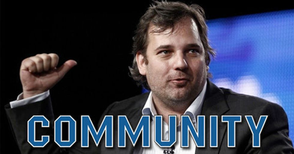 Community: Dan Harmon torna