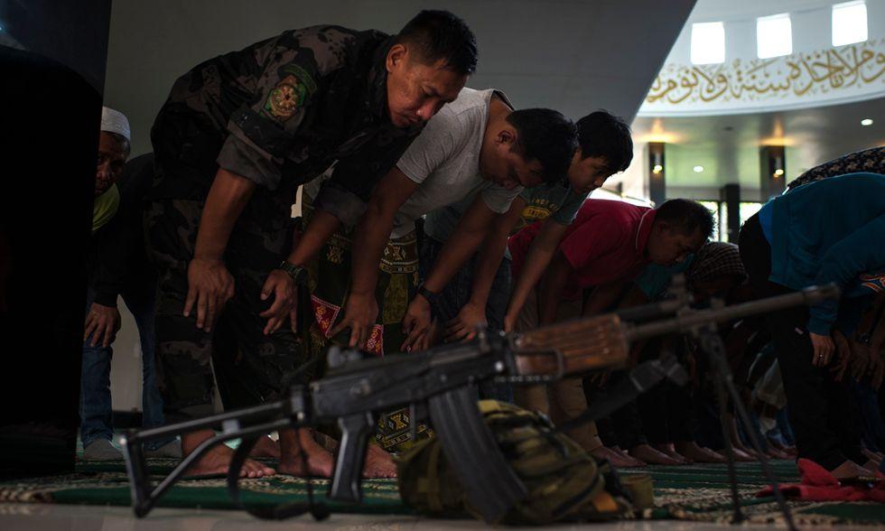 Filippine, operazione anti Isis a Marawi City