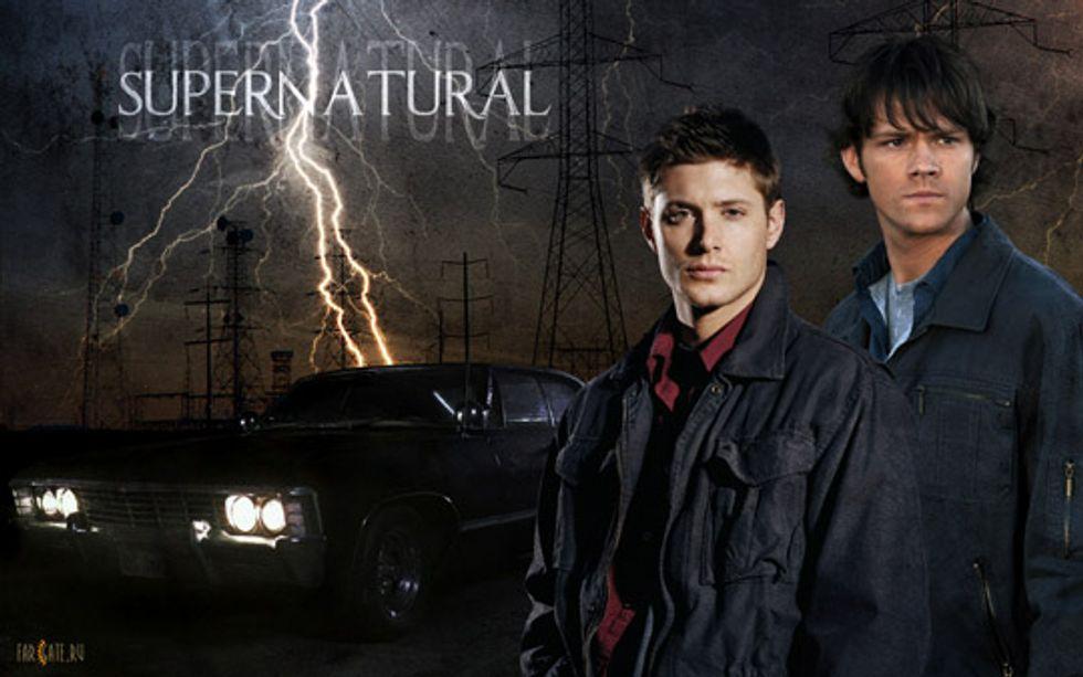 Supernatural… Shake!
