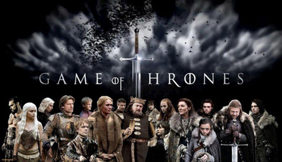 Game of Thrones: le foto della terza serie