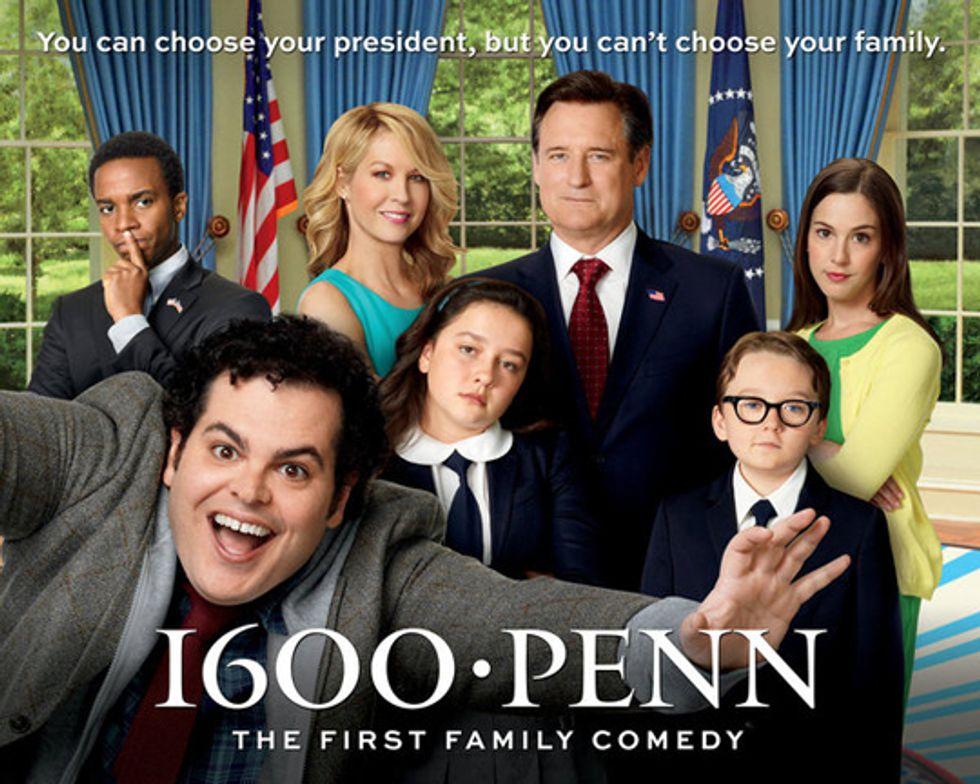 1600 Penn: non ci siamo neanche per sbaglio.