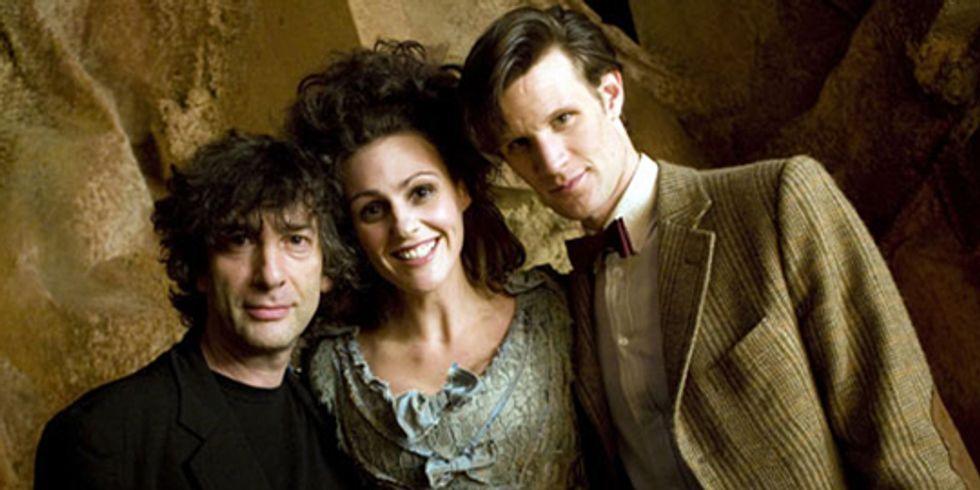 Roba forte: il poster della puntata del Doctor Who di Neil Gaiman