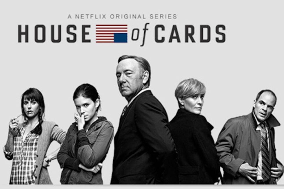 Al via le riprese di House of Cards 2