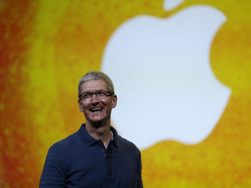 Lavoro, parte della produzione Apple torna negli Usa