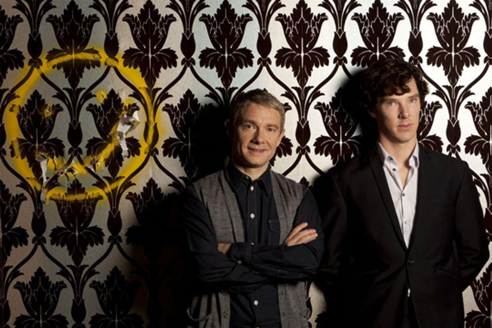 Sherlock, quello vero, arriva a 4