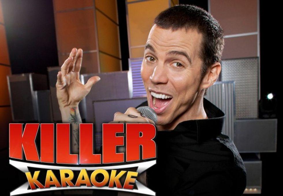 Killer Karaoke: Steve-O torna con lo show più scemo del mondo