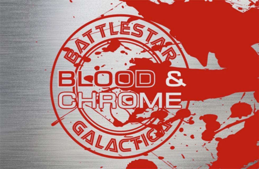Battlestar Galactica: Blood And Chrome. Su Youtube.