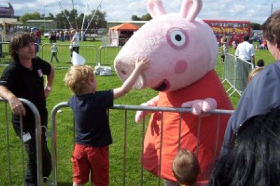 Generazione Peppa Pig
