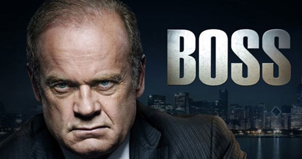 Boss: al via la seconda stagione