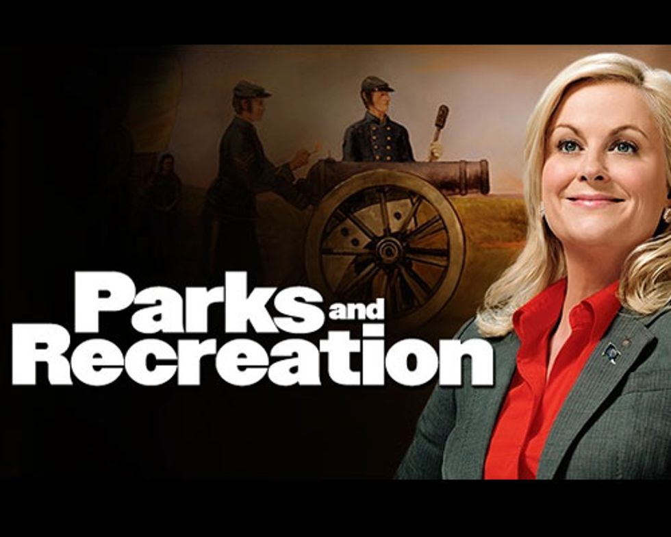 Parks And Recreation Season 5: Backstage