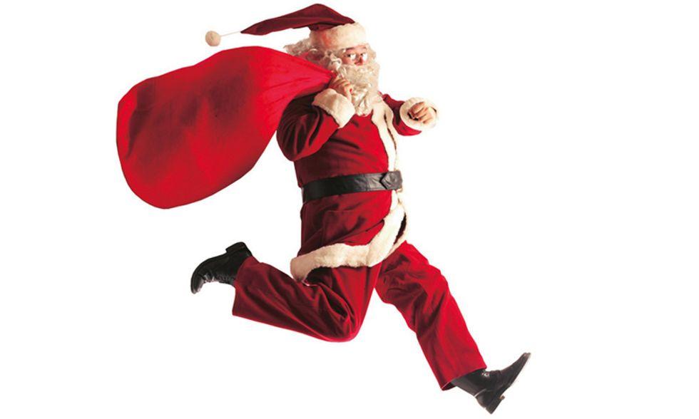 È giusto, a un certo momento, dire ai figli che Babbo Natale non esiste?