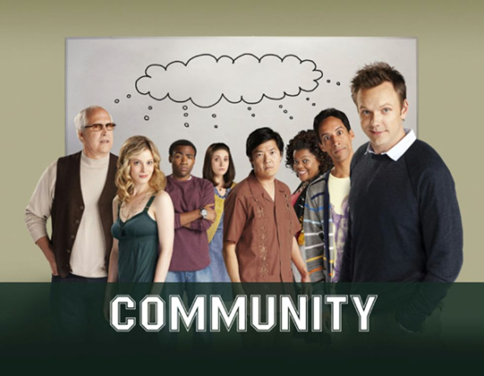 Critics' Choice Television Award e l'Affaire Community