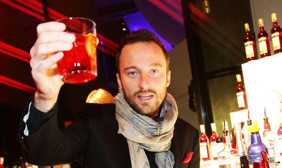 Francesco Facchinetti: quest'anno mi tocca vestirmi da Babbo Natale!