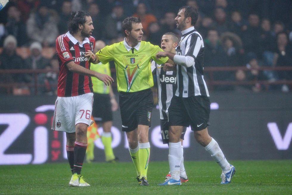 Milan-Juve? No comment