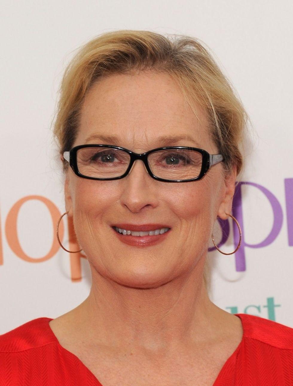 Meryl Streep, Il matrimonio che vorrei e il fascino senza età