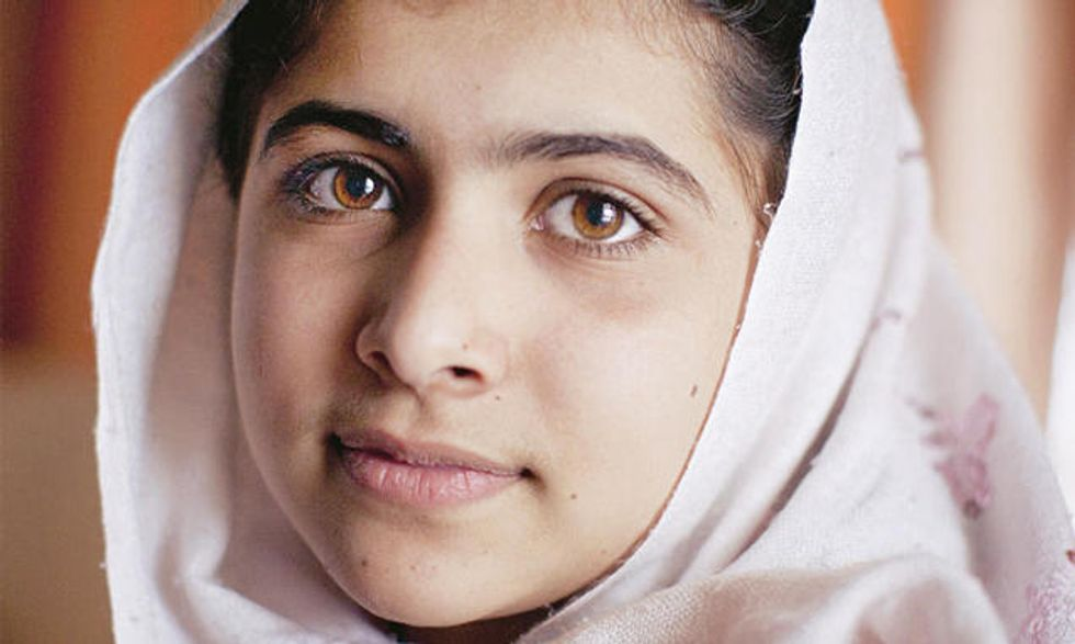Malala, la ragazzina che sfida i talebani