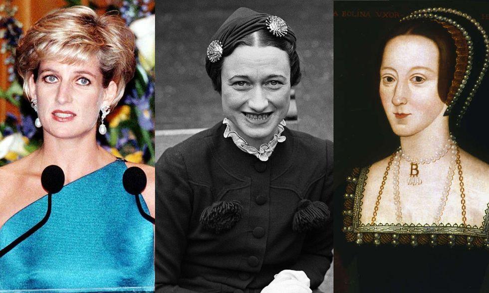 Da Lady D a Wallis Simpson fino ad Anna Bolena: le spose maledette dei reali britannici amate dal cinema