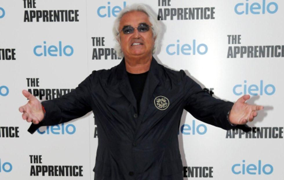 Lucio Presta lancia 'The apprentice' su Twitter. E Briatore vola