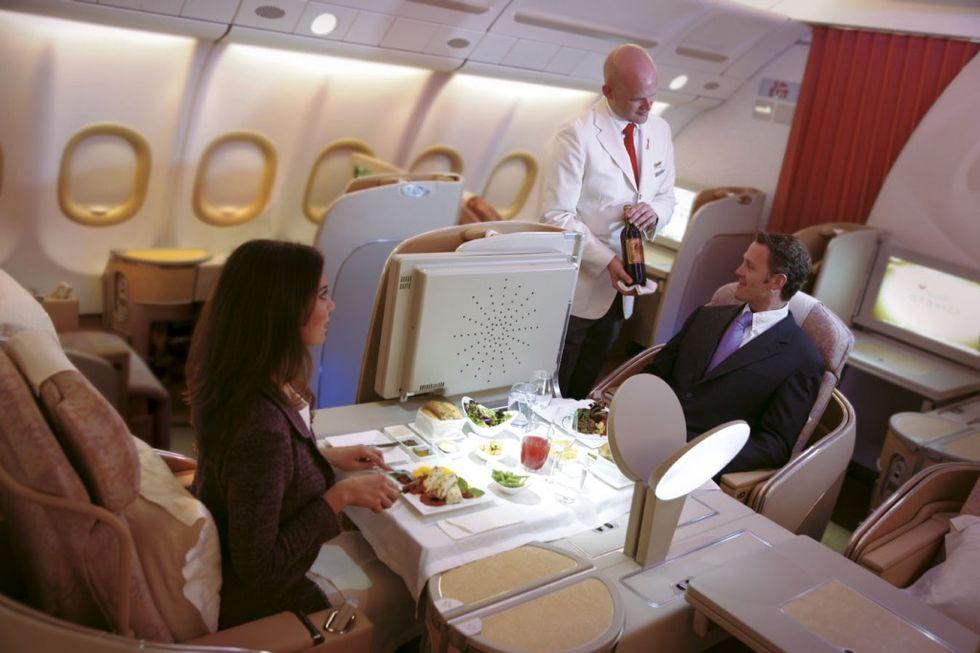 Compagnie aeree: le migliori del 2012