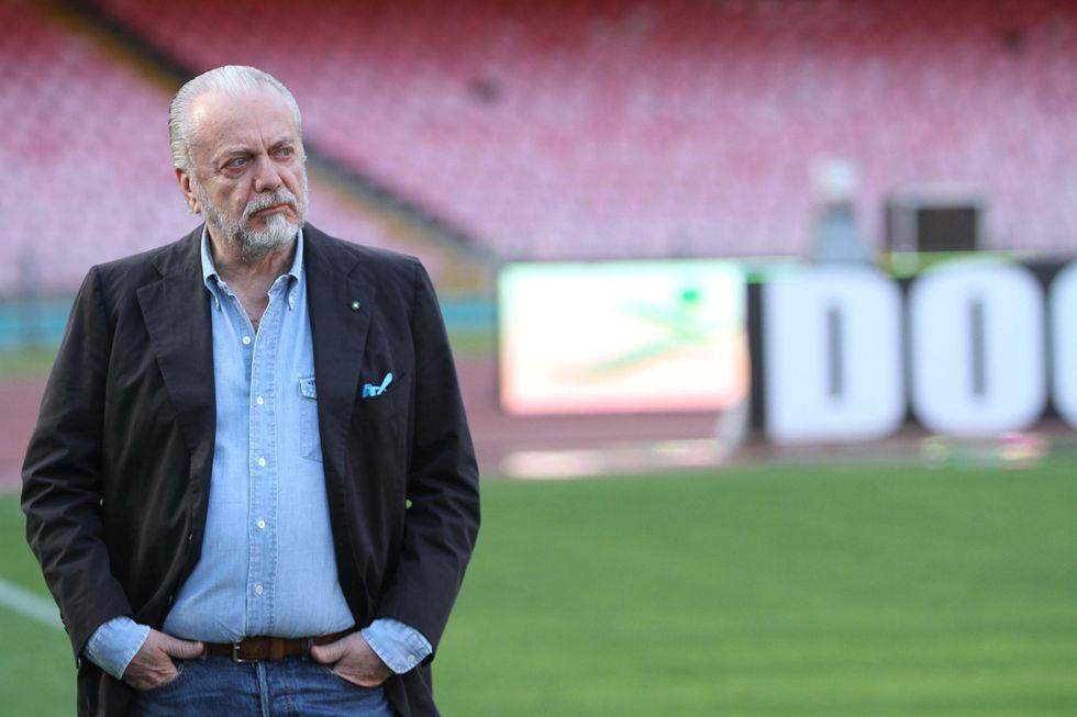 """La serie A fattura 270 milioni in meno della Bundesliga. De Laurentiis e Lotito: """"Riformare"""""""