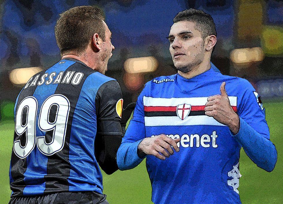 Sampdoria – Inter: dal ritorno di Cassano alla cessione di Icardi