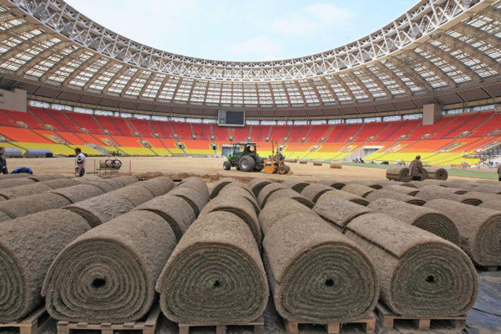Mondiali 2018, per la Russia non sarà una nuova Sochi. Parola di ministro