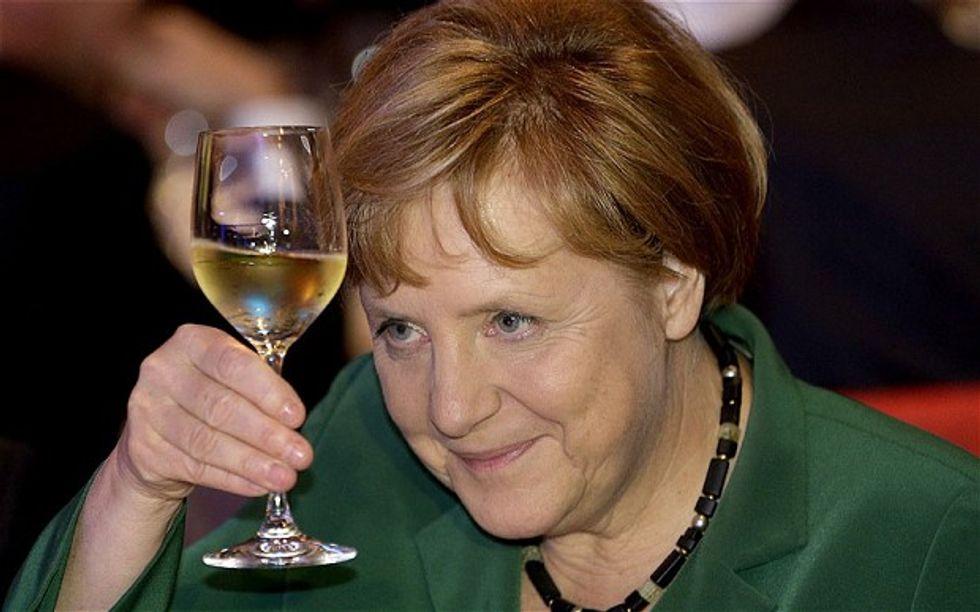 Merkel 3, sull'euro una conferenza di pace