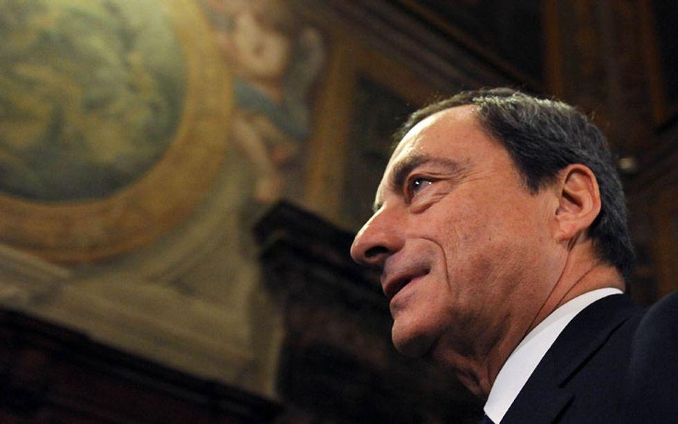 Il messaggio di Draghi per il dopo voto