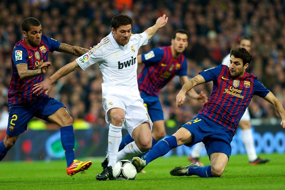Sponsor tecnici: Real, Barcellona e United sul podio