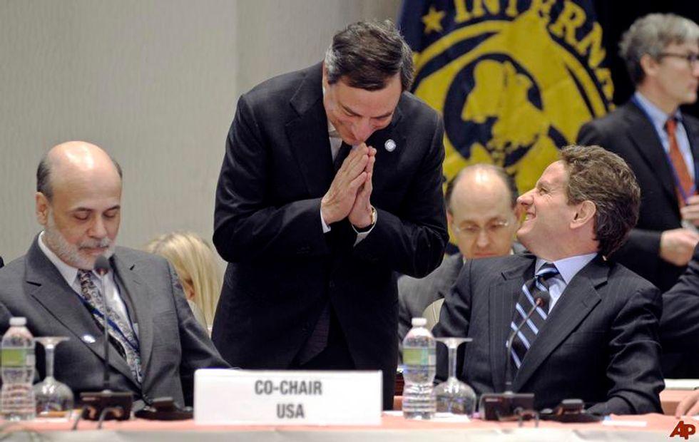 E se Draghi facesse come Bernanke?