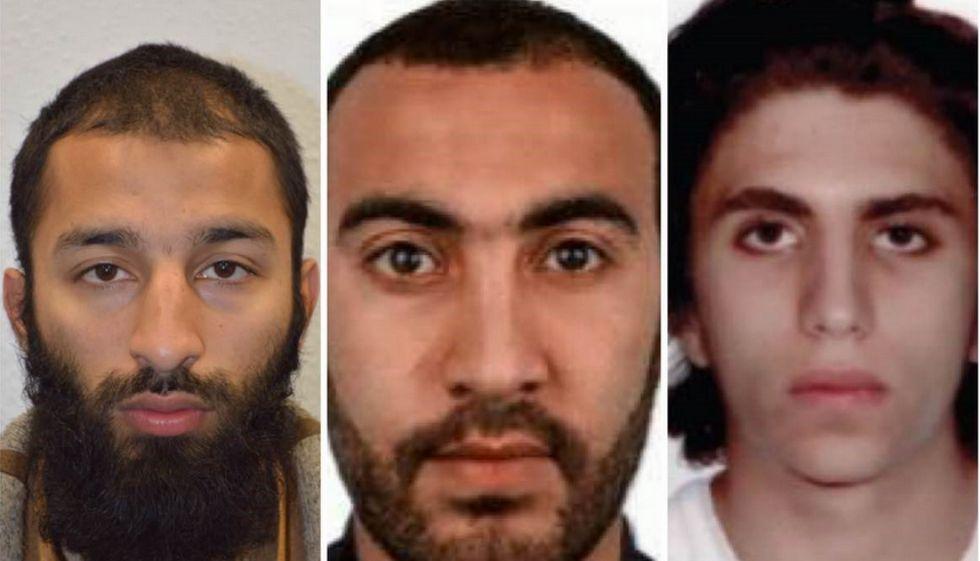 Londra, chi sono i terroristi del ponte e del Borough Market