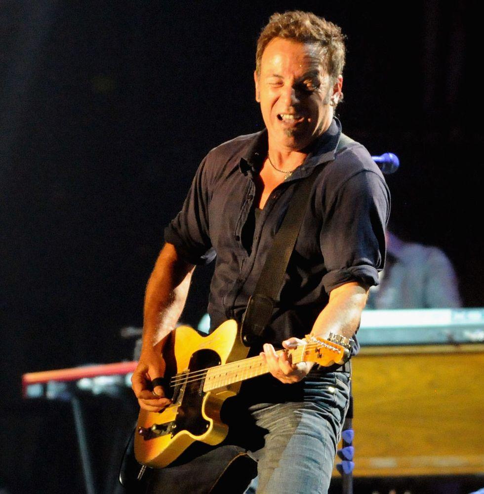 Bruce Springsteen, il bio del rock