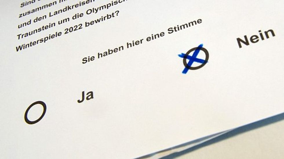 Monaco 2022? No, grazie. I bavaresi votano contro le Olimpiadi nonostante le indicazioni dei grandi partiti