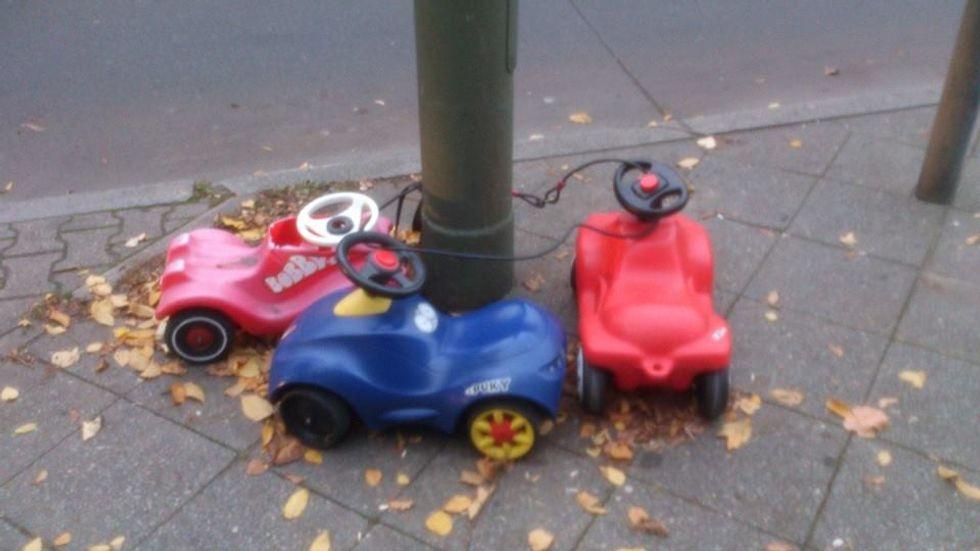 A Berlino si trova quel coraggio di mettere al mondo bambini che altrove non si ha
