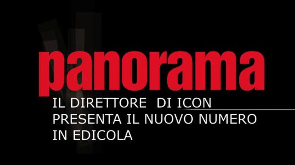 Adrien Brody e molto altro: torna in edicola Icon, il maschile di Panorama