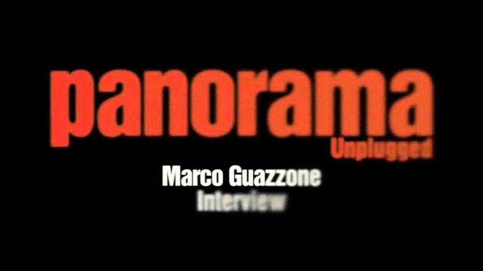 Marco Guazzone e gli Stag a Panorama Unplugged - video
