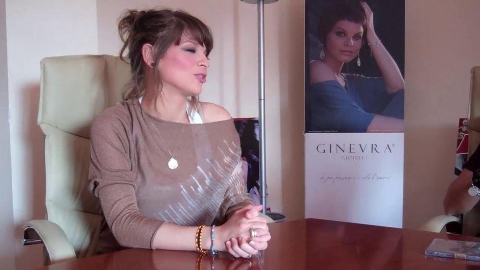 """Alessandra Amoroso: """"Ancora di più"""", intervista video"""