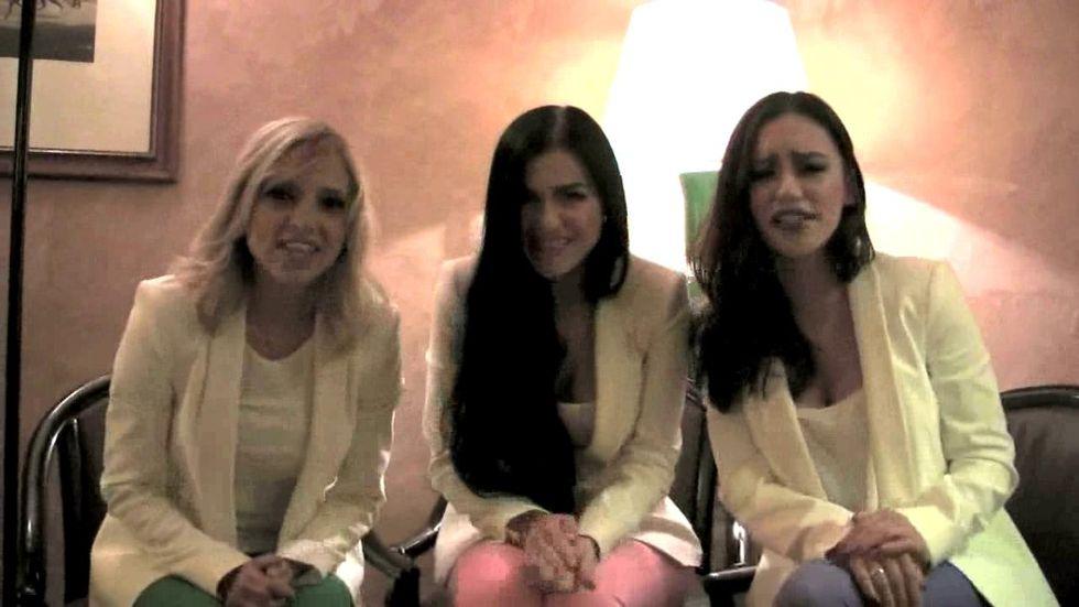 Serebro in Italia: intervista video