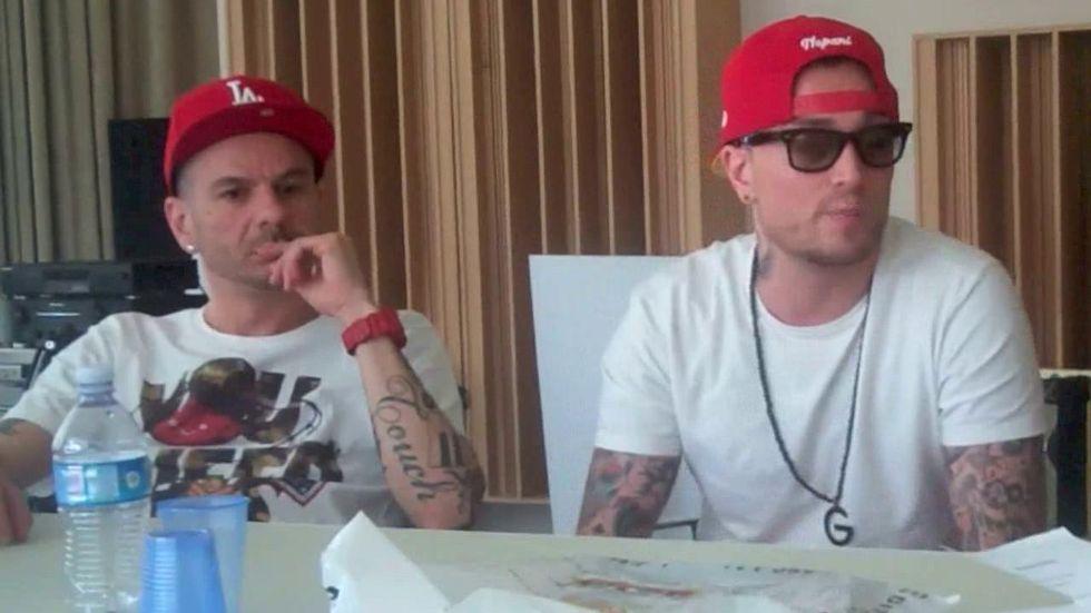 """Club Dogo: """"Noi siamo il club"""", intervista video"""