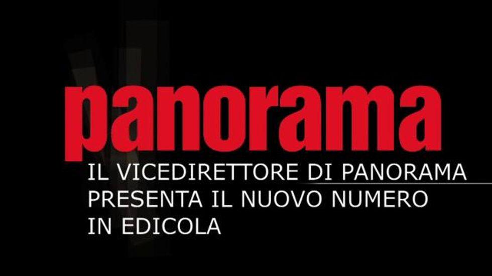 Svegliati Italia: il nuovo numero di Panorama presentato dal vicedirettore Luciano Santilli