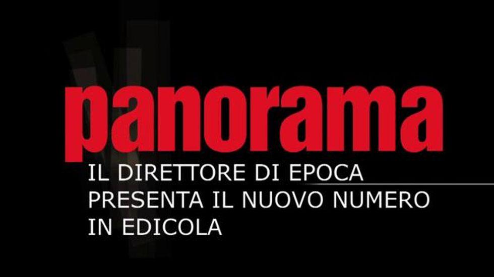 Emanuele Farneti presenta il numero di Epoca in edicola