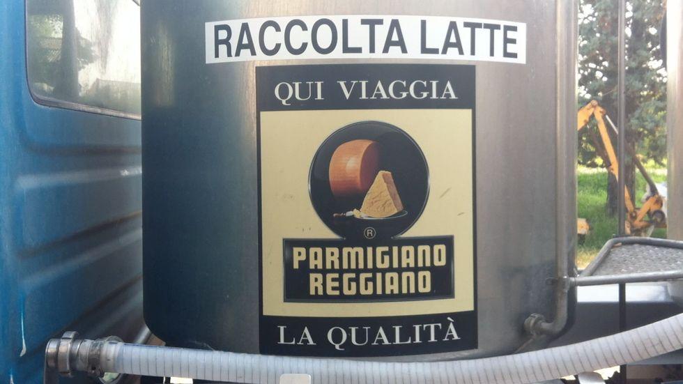 L'Emilia ferita riparte dal Parmigiano