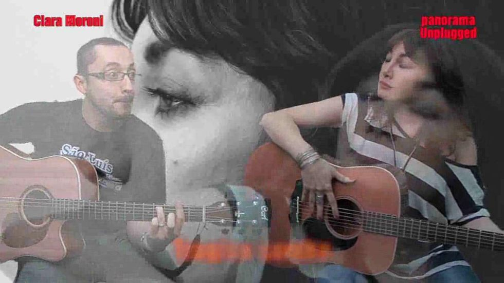 Clara Moroni a Panorama Unplugged - Live