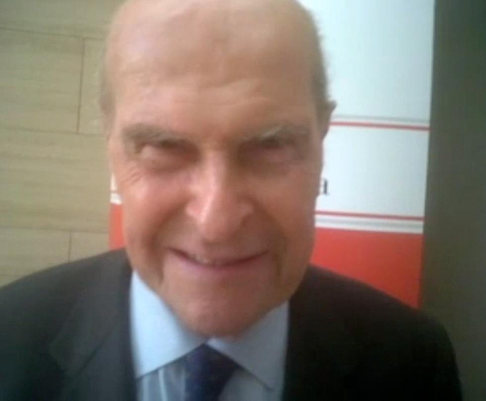 Umberto Veronesi: il primo giorno senza cancro