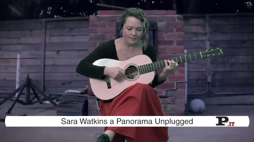 Sara Watkins a Panorama Unplugged - Live