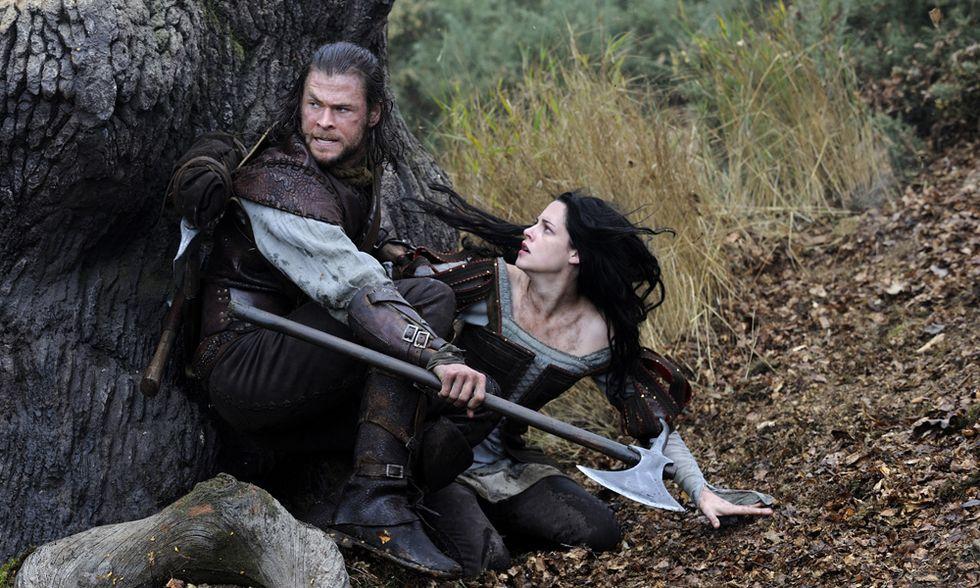 Biancaneve e il cacciatore, i segreti sul set: video in anteprima