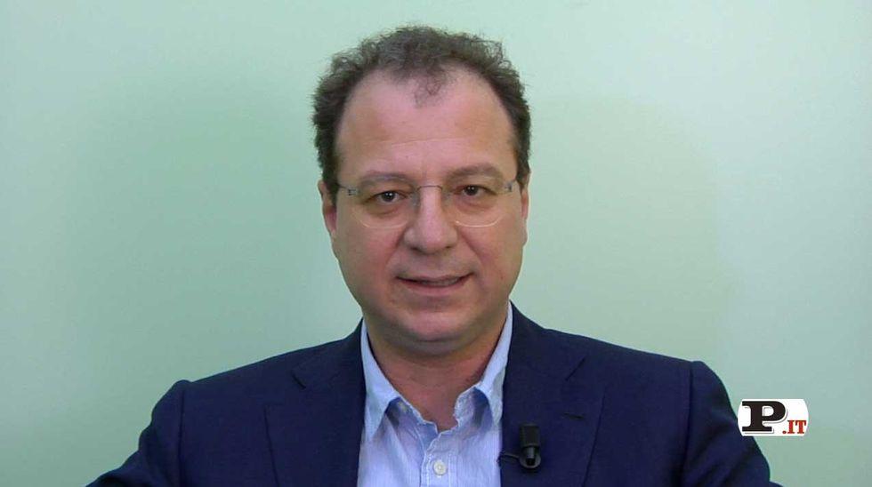Il direttore Giorgio Mulè presenta il nuovo numero di Panorama in edicola dal 12 luglio