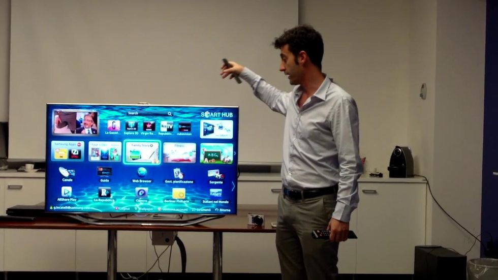 "Smart Tv, le nuove ""app"""