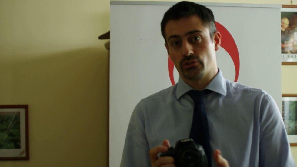 Canon Eos 650D, il video